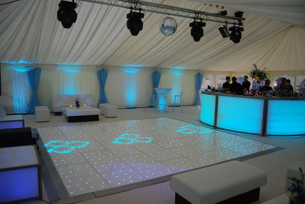 Marquee Hire Scotland Green Field Marquees
