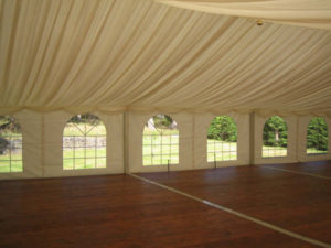 Marquee Hire Scotland Flooring